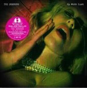 Up with Lust - Vinile LP + DVD di Poppers
