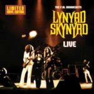 Live - Vinile LP di Lynyrd Skynyrd