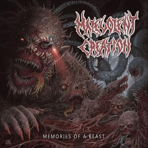 Memories of a Beast - Vinile LP di Malevolent Creation
