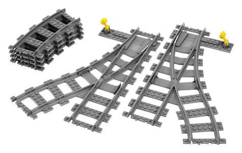 LEGO City (7895). Scambi per la ferrovia - 5