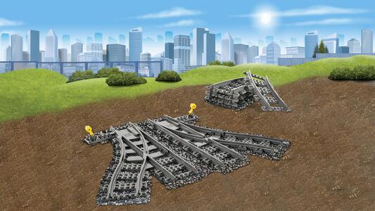 LEGO City (7895). Scambi per la ferrovia - 7