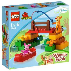 LEGO Duplo (5946). A pesca con Tigro - 2