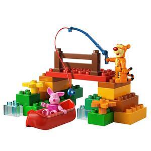 LEGO Duplo (5946). A pesca con Tigro - 3