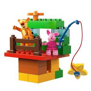 LEGO Duplo (5946). A pesca con Tigro - 4