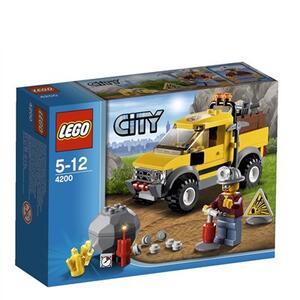 LEGO City (4200). Fuoristrada da miniera 4x4 - 2