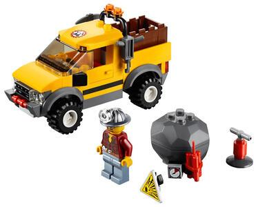 LEGO City (4200). Fuoristrada da miniera 4x4 - 3