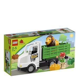 LEGO Duplo Ville (6172). Il camioncino dello zoo