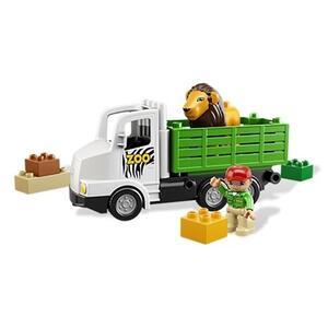 LEGO Duplo Ville (6172). Il camioncino dello zoo - 3