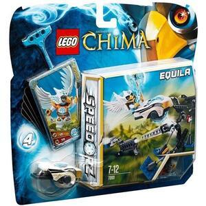 LEGO Chima (70101). Tiro al bersaglio