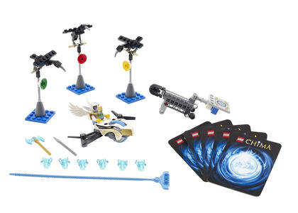 LEGO Chima (70101). Tiro al bersaglio - 3
