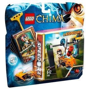 LEGO Chima (70102). La cascata di Chi