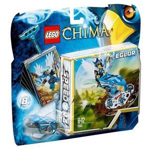 LEGO Chima (70105). Salto nel nido
