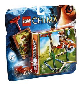 LEGO Chima (70111). Salto nella palude - 6