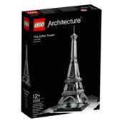 Giocattolo LEGO Architecture (21019). Torre Eiffel Lego