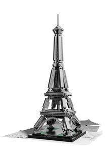 LEGO Architecture (21019). Torre Eiffel - 5