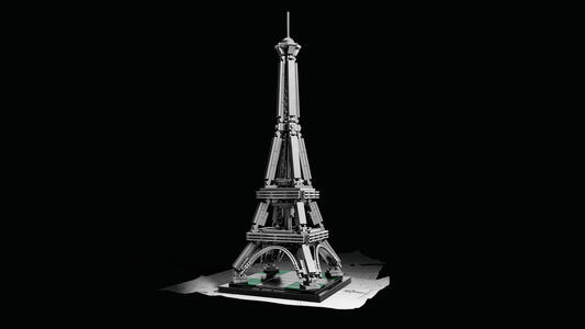 LEGO Architecture (21019). Torre Eiffel - 6