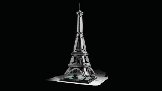 LEGO Architecture (21019). Torre Eiffel - 7