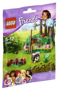 LEGO Friends (41020). Il rifugio del riccio