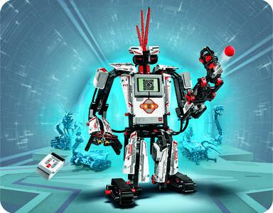 LEGO Mindstorms (31313). Mindstorms EV3 - 6