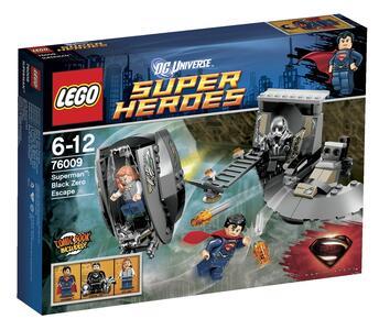 LEGO Super Heroes (76009). Superman. Fuga da Black Zero - 2