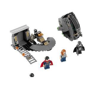 LEGO Super Heroes (76009). Superman. Fuga da Black Zero - 3