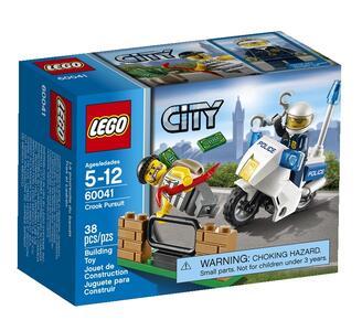 LEGO City (60041). Caccia al ladro - 2