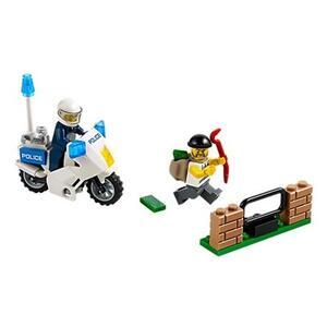 LEGO City (60041). Caccia al ladro - 3