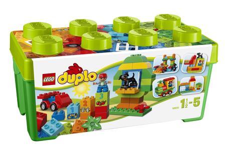 LEGO Duplo (10572). Scatola costruzioni 65 pezzi verde - 2