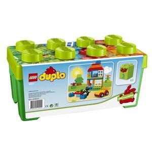 LEGO Duplo (10572). Scatola costruzioni 65 pezzi verde - 3