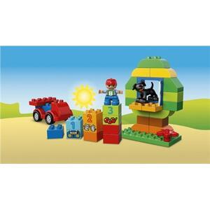 LEGO Duplo (10572). Scatola costruzioni 65 pezzi verde - 4