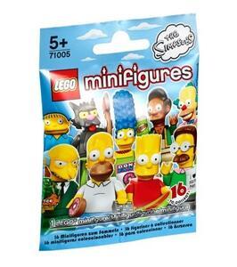 Lego Minifigures. Bustina Simpsons (71005) - 3