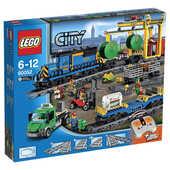Giocattolo Lego City. Treno merci (60052) Lego