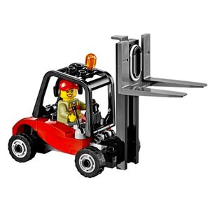 Giocattolo Lego City. Treno merci (60052) Lego 15