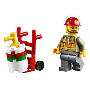 Giocattolo Lego City. Treno merci (60052) Lego 16
