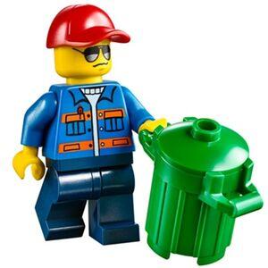 Giocattolo Lego City. Treno merci (60052) Lego 17