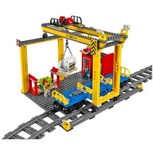 Giocattolo Lego City. Treno merci (60052) Lego 19