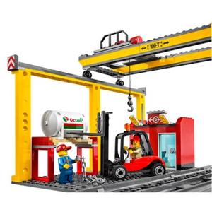 Giocattolo Lego City. Treno merci (60052) Lego 21