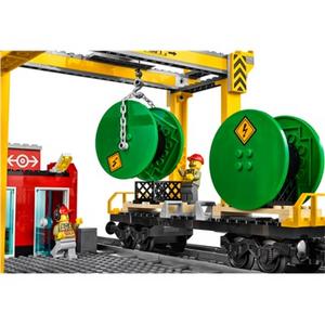 Giocattolo Lego City. Treno merci (60052) Lego 22