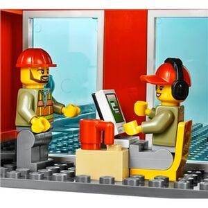 Giocattolo Lego City. Treno merci (60052) Lego 25