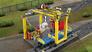 Giocattolo Lego City. Treno merci (60052) Lego 3