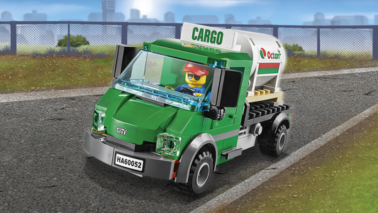 Giocattolo Lego City. Treno merci (60052) Lego 5