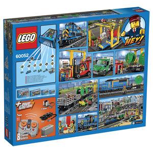 Giocattolo Lego City. Treno merci (60052) Lego 9