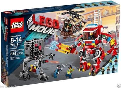 LEGO The Movie (70813). Rinforzi al soccorso - 2