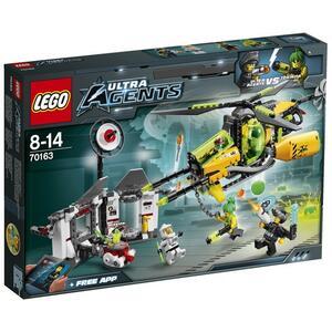 LEGO Ultra Agents (70163). Fusione Tossica di Toxikita