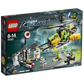 Lego Ultra Agents. Fusione Tossica di Toxikita (70163)