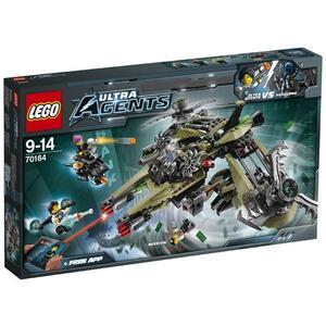 LEGO Ultra Agents (70164). Missione Uragano