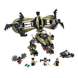 LEGO Ultra Agents (70164). Missione Uragano - 3