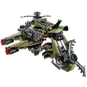 LEGO Ultra Agents (70164). Missione Uragano - 4