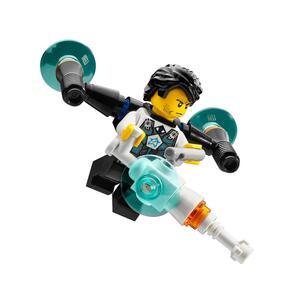 LEGO Ultra Agents (70164). Missione Uragano - 5