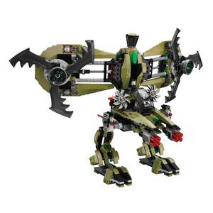 LEGO Ultra Agents (70164). Missione Uragano - 10
